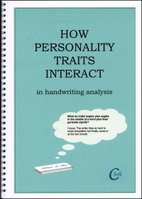 How Personality Traits Interact In Handwriting Analysis